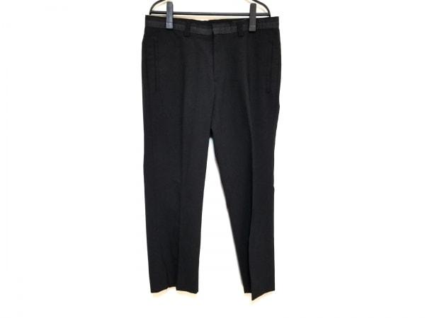 VERSACE(ヴェルサーチ) パンツ サイズ48 XL メンズ 黒