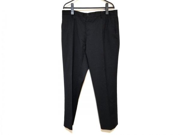 DOLCE&GABBANA(ドルチェアンドガッバーナ) パンツ サイズ48 M メンズ 黒