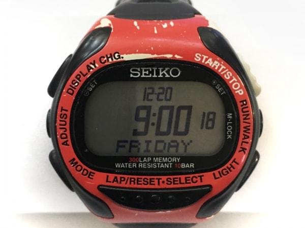 SEIKO(セイコー) 腕時計 S670-00A0 メンズ ライトグレー