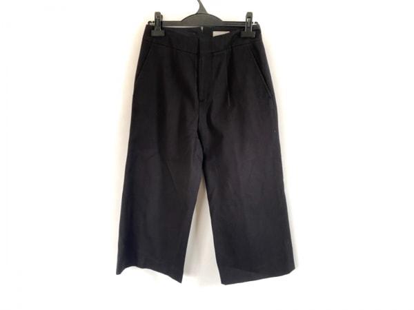 MargaretHowell(マーガレットハウエル) パンツ サイズ1 S レディース 黒
