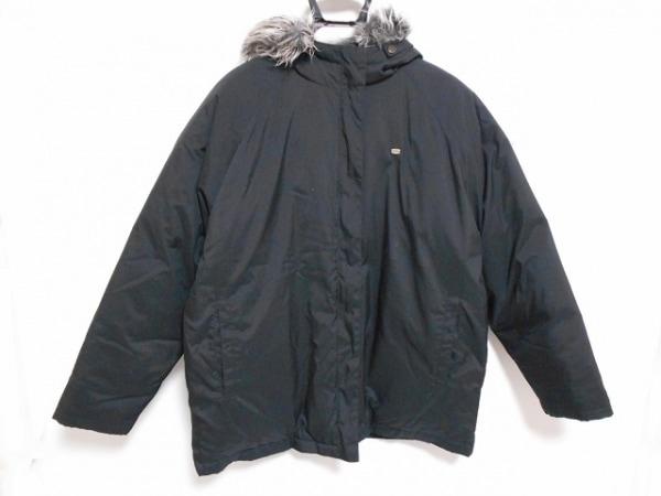 Lacoste(ラコステ) ダウンコート サイズ42 M メンズ 黒 冬物