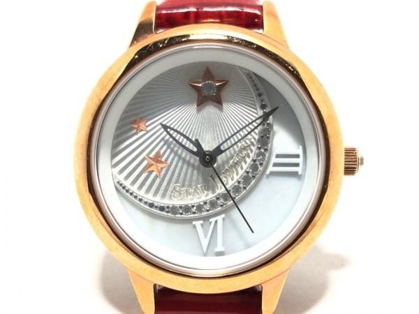 スタージュエリー 腕時計美品  スターリーサーカス レディース クリスマス限定