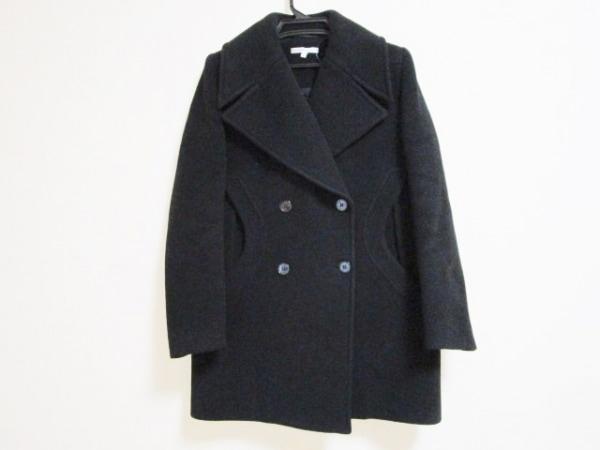 CARVEN(カルヴェン) Pコート サイズ36 S レディース 黒 冬物