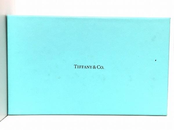 TIFFANY&Co.(ティファニー) 長財布 ライトブルー ラウンドファスナー レザー