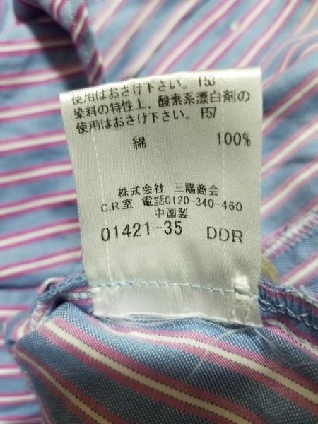 バーバリーブルーレーベル 長袖シャツブラウス サイズ36 S レディース美品