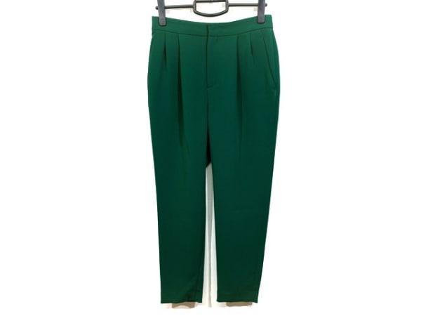 DAMAcollection(ダーマコレクション) パンツ サイズ0 XS レディース美品  グリーン