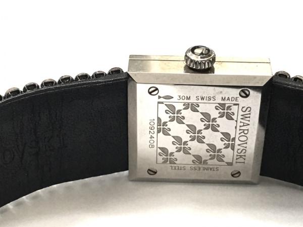 SWAROVSKI(スワロフスキー) 腕時計 レディース パープル 4