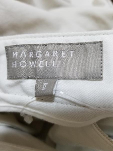 MargaretHowell(マーガレットハウエル) パンツ サイズ2 M レディース アイボリー