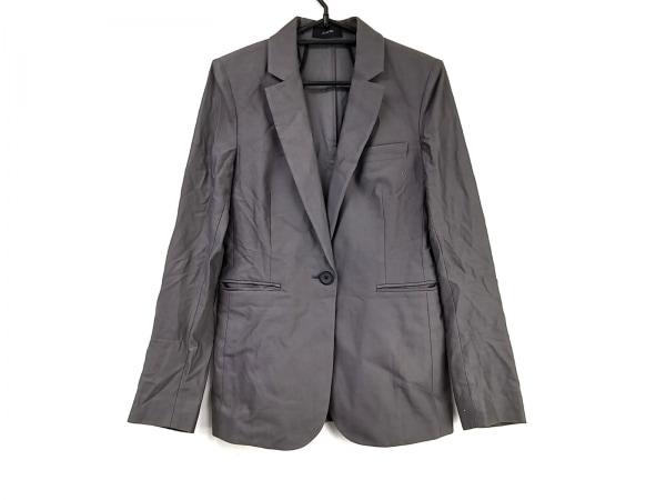 JOSEPH(ジョセフ) ジャケット サイズ36 M レディース グレー 肩パッド