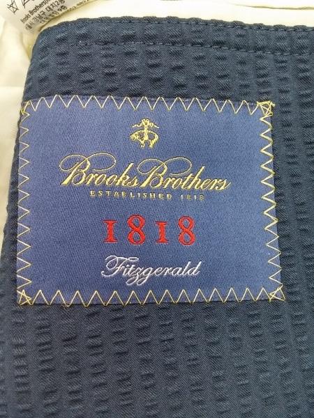 BrooksBrothers(ブルックスブラザーズ) ジャケット サイズ42 L メンズ ネイビー