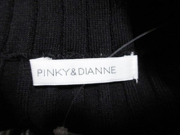Pinky&Dianne(ピンキー&ダイアン) スカートセットアップ サイズ38 M レディース 黒