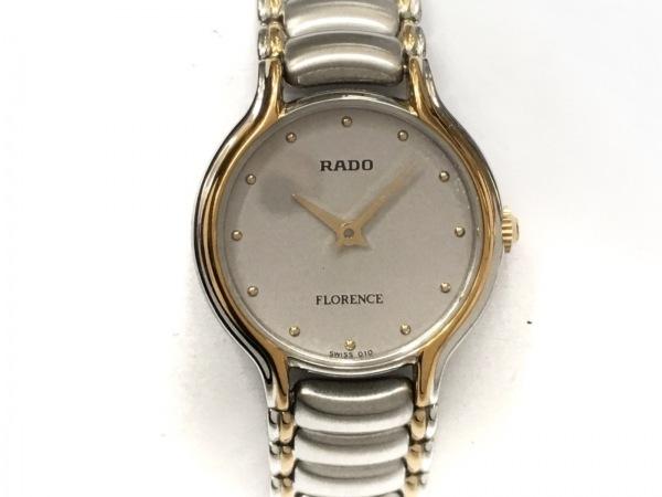 RADO(ラドー) 腕時計 フローレンス 204.3647.4 レディース グレー
