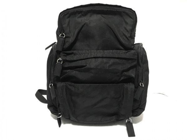 PRADA(プラダ) リュックサック - 黒 ナイロン