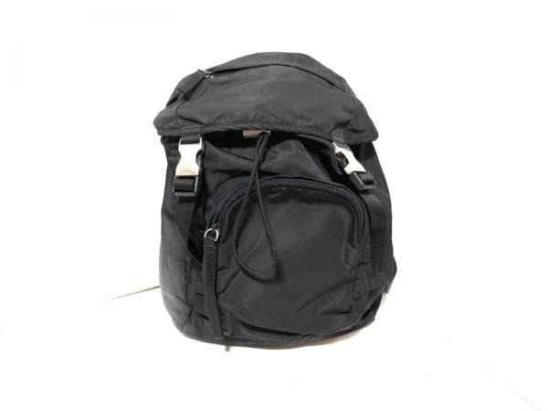 PRADA(プラダ) リュックサック - V140 黒 ナイロン
