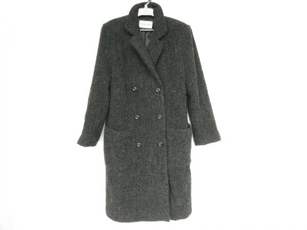 CARVEN(カルヴェン) コート サイズ9 M レディース新品同様  ダークグレー 冬物
