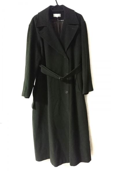 CalvinKlein(カルバンクライン) コート サイズ9 M レディース美品  カーキ 冬物