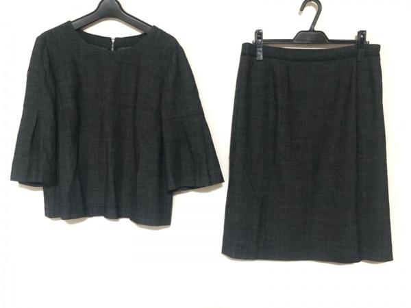 ネミカ スカートセットアップ サイズ13+ S レディース ダークグレー