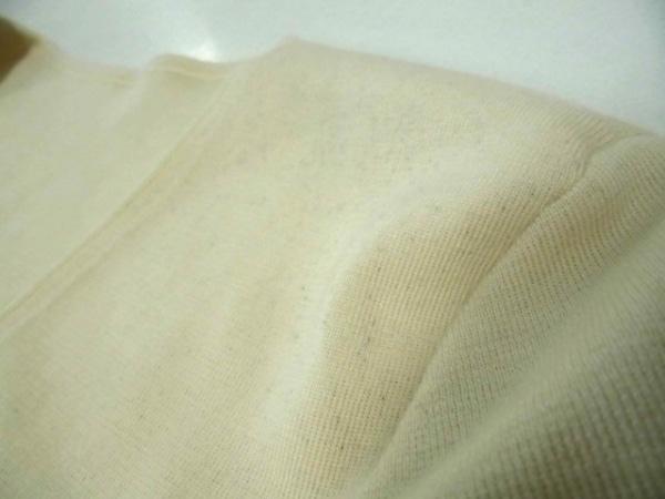 フォクシー 長袖セーター サイズ40 M レディース アイボリー 7