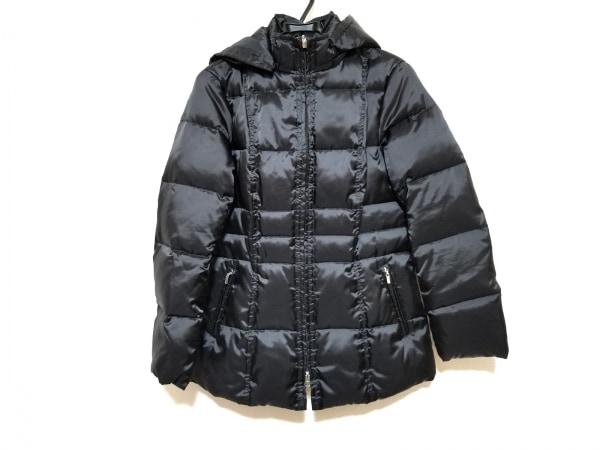 NEW YORKER(ニューヨーカー) ダウンコート サイズ9AR S レディース 黒 冬物