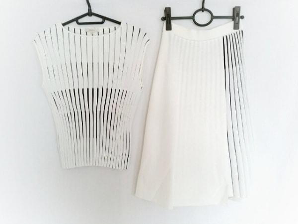 EPOCA(エポカ) スカートセットアップ レディース 白×黒