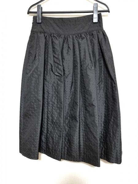 レキップ ヨシエイナバ スカート サイズ38 M レディース美品  ダークグレー