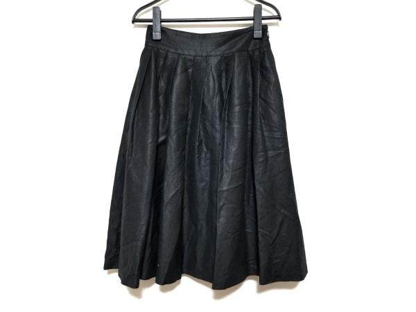 レキップ ヨシエイナバ スカート サイズ38 M レディース美品  黒