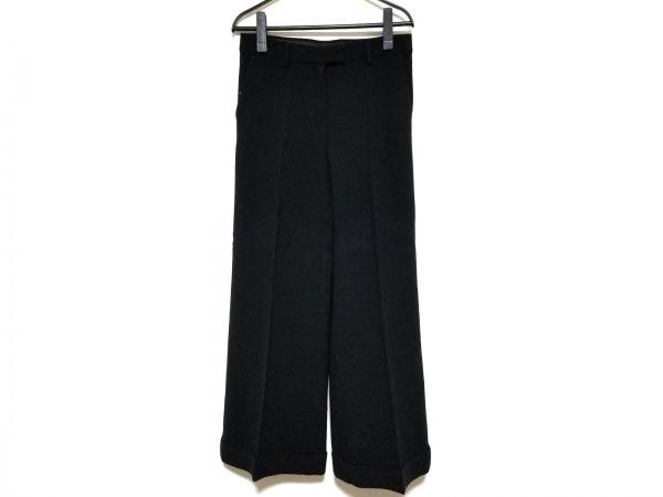 S Max Mara(マックスマーラ) パンツ サイズ36 S レディース 黒