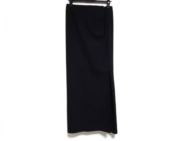 yohjiyamamoto(ヨウジヤマモト) ロングスカート サイズXS レディース美品  黒