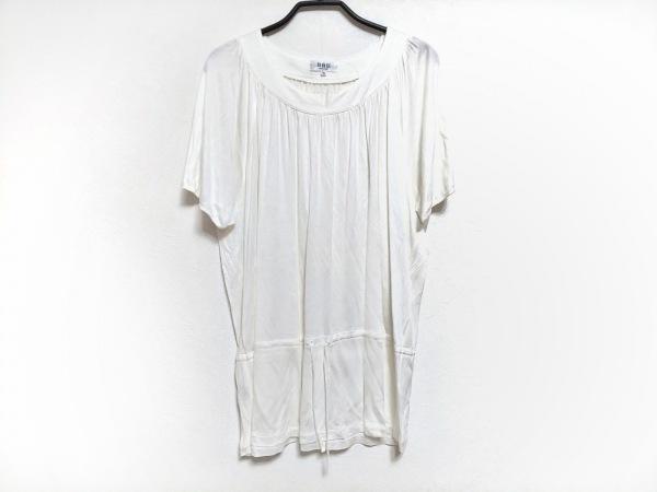 自由区/jiyuku(ジユウク) チュニック サイズ46 XL レディース 白
