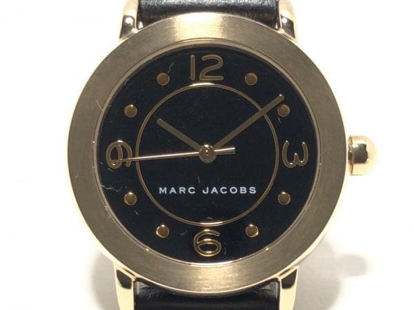 MARC JACOBS(マークジェイコブス) 腕時計 MJ1475 レディース 黒