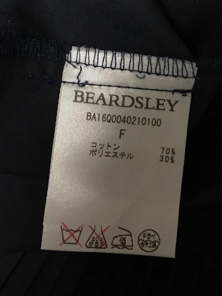 BEARDSLEY(ビアズリー) 長袖シャツブラウス サイズF レディース ダークネイビー