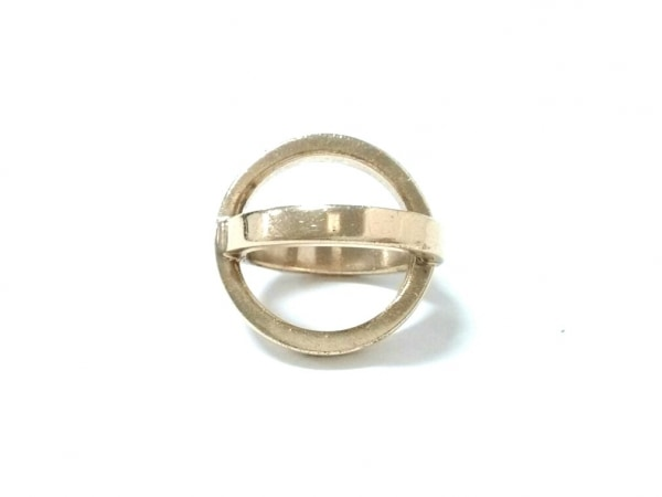 HERMES(エルメス) スカーフリング コスモス 金属素材 ゴールド 2
