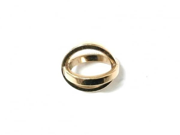 HERMES(エルメス) スカーフリング コスモス 金属素材 ゴールド 3