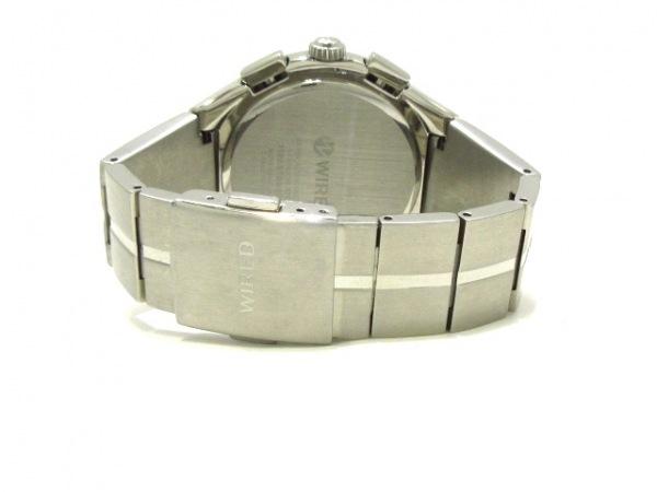 WIRED(ワイアード) 腕時計美品  7T92-0TB0 メンズ アイボリー 3