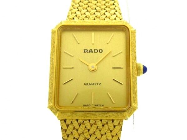 RADO(ラドー) 腕時計 133.9579.2 レディース ゴールド
