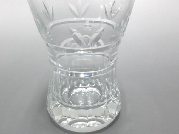 カガミクリスタル 食器新品同様  クリア グラストロフィー 4