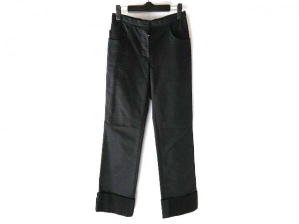 LOUIS VUITTON(ルイヴィトン) パンツ サイズ36 S レディース 黒