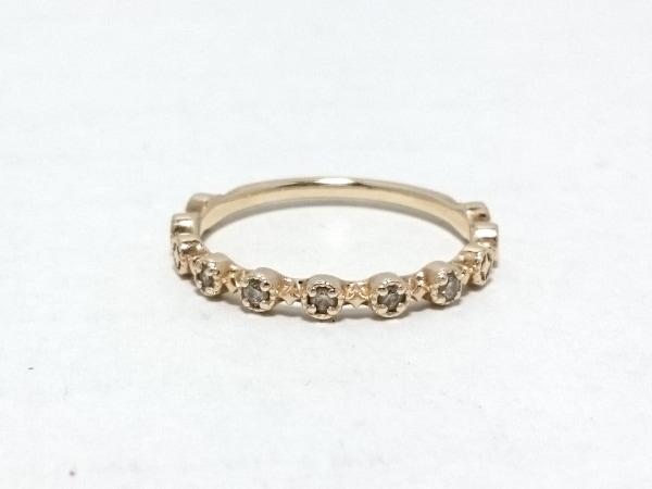 NOJESS(ノジェス) リング K10×ダイヤモンド