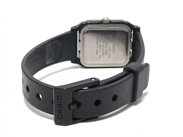 CASIO(カシオ) 腕時計 LQ-142 レディース ラバーベルト ゴールド