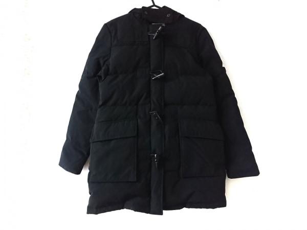 ケープハイツ ダウンコート サイズM レディース美品  黒 トグルボタン/冬物
