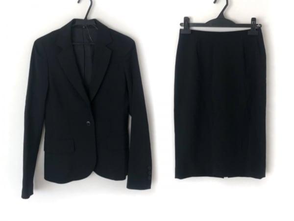 theory(セオリー) スカートスーツ サイズ0 XS レディース美品  黒