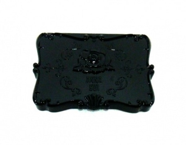 ANNA SUI(アナスイ) 小物美品  黒 オイルコントロールペーパー プラスチック