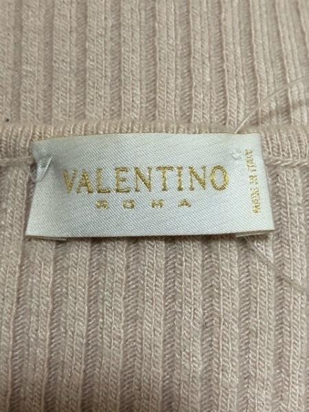 VALENTINO(バレンチノ) 長袖セーター レディース ベージュ
