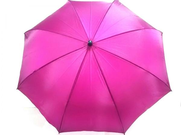 SONIARYKIEL(ソニアリキエル) 折りたたみ傘美品  パープル 化学繊維
