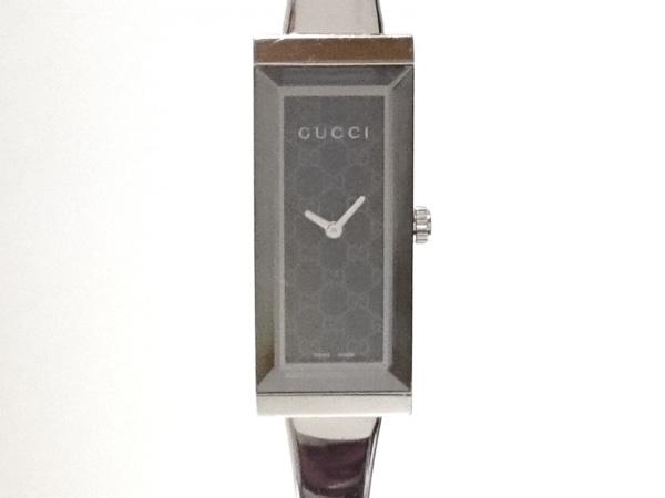 GUCCI(グッチ) 腕時計 127.5 レディース 黒
