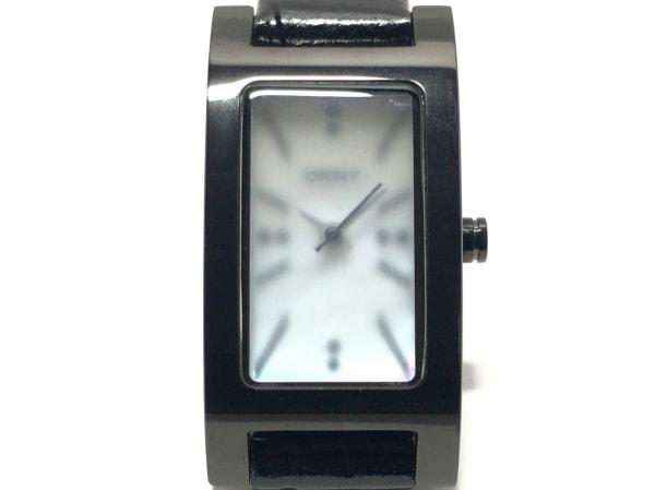 DKNY(ダナキャラン) 腕時計 NY-9138 レディース 白