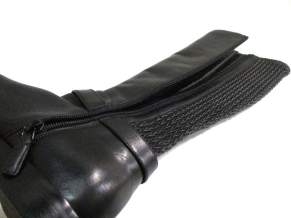 COLE HAAN(コールハーン) ロングブーツ 6 1/2 B レディース 黒 5