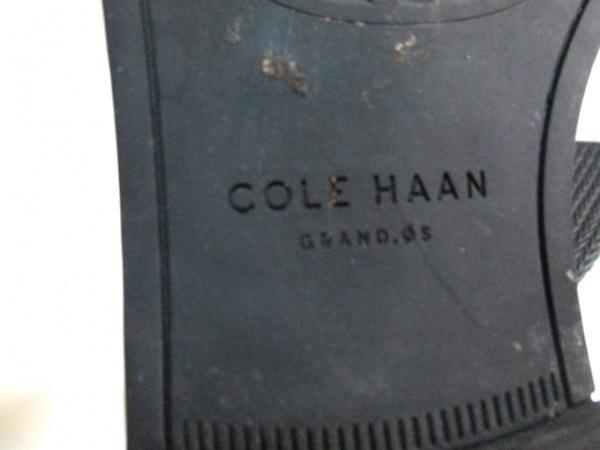 COLE HAAN(コールハーン) ロングブーツ 6 1/2 B レディース 黒 6