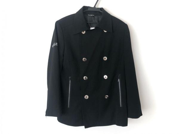 VALENZA SPORTS(バレンザスポーツ) コート サイズ44 L レディース美品  黒 春・秋物