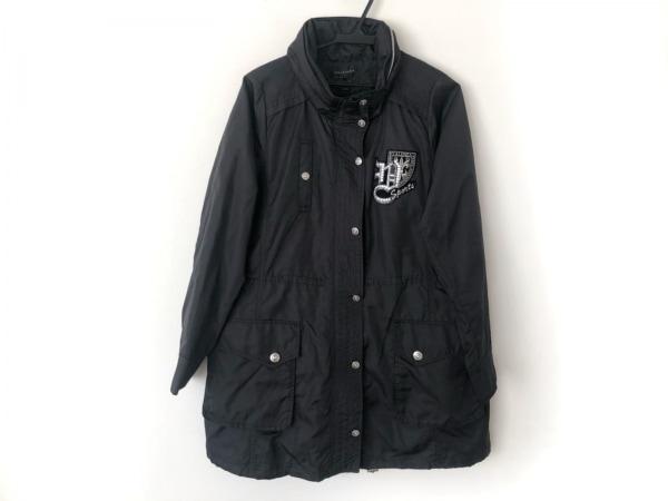 VALENZA(バレンザ) コート サイズ44 L レディース美品  黒 冬物